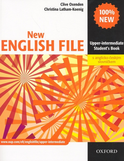 New English File Upper-intermediate Student's Book - Clive Oxenden
