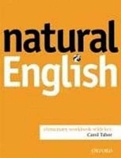 Natural English Elementary Workbook with Key