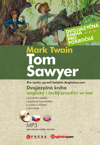Tom Sawyer + CD - Mark Twain