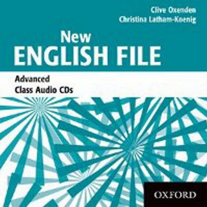 New English File Advanced Class Audio CDs - Clive Oxenden