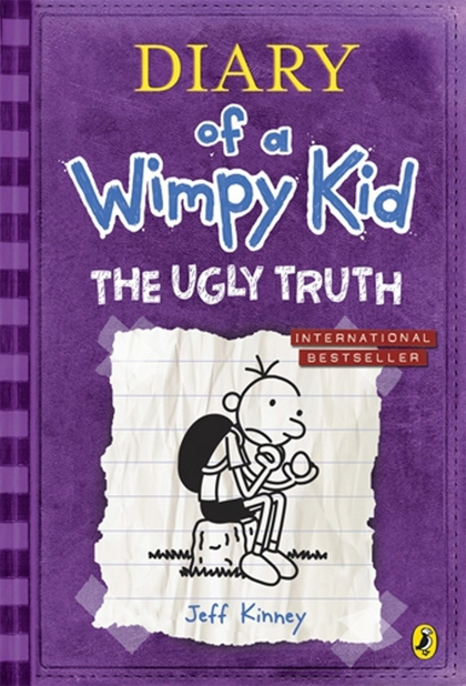 Diary of a Wimpy Kid book 5 - Jeff Kinney