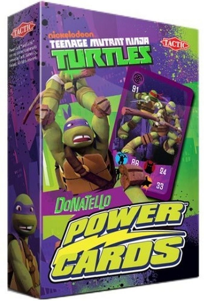 Power cards Donatello