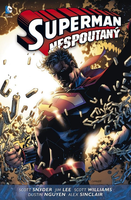 Superman Nespoutaný 2 - Scott Snyder, Jim Lee