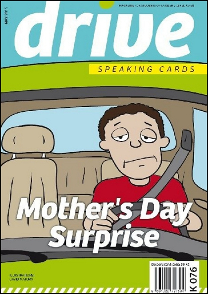 Drive Speaking Cards Mother's Day Surprise