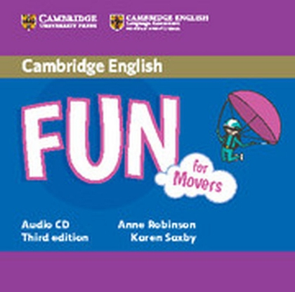 Fun for Movers - Anne Robinson, Karen Saxby