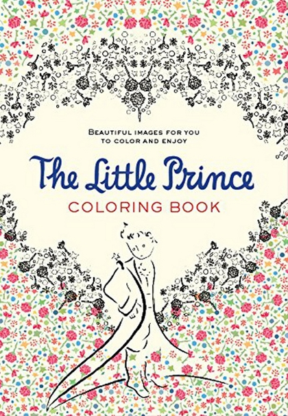 The Little Prince Colouring Book - Antoine de Saint-Exupéry