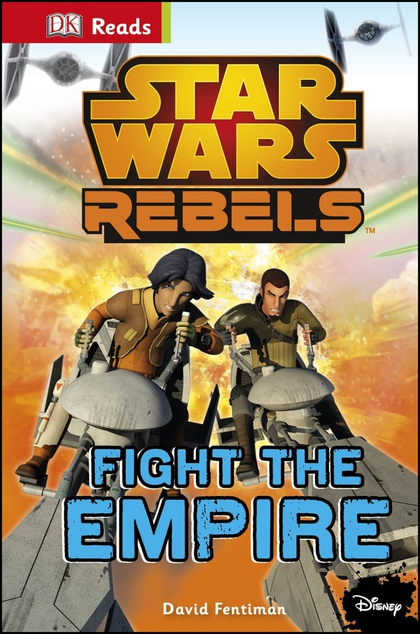 Star Wars Rebels Fight the Empire