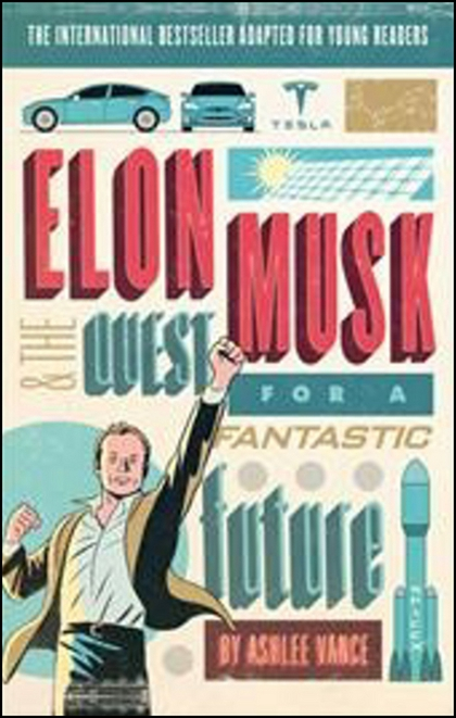 Elon Musk Young reader´s Edition (Young Adult) - Ashlee Vance