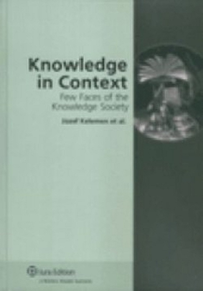 Knowledge in Context - Jozef Kelemen