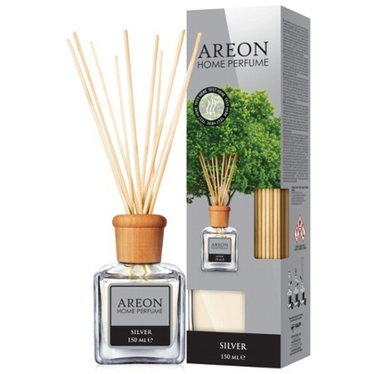 AREON HOME PERFUME LUX 150ml Silver