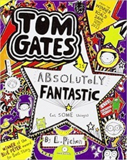 Tom Gats 5 is Absolutely Fantastic (at some things) - Liz Pichon