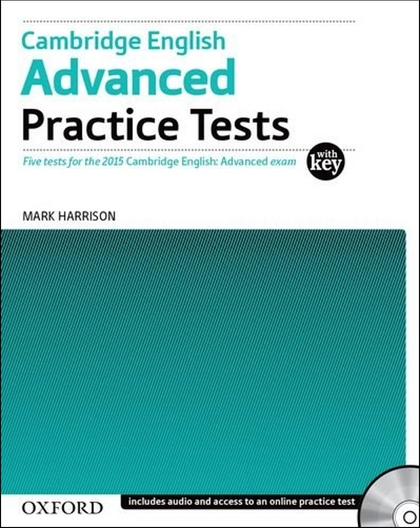 Cambridge English Advanced Practice Tests - Mark Harrison