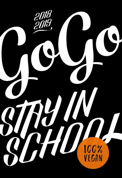 GoGo Stay in School 2018/2019 Školský diár