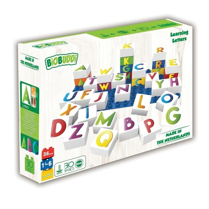 BiOBUDDi stavebnice Learning Letters Young Ones