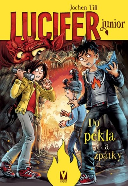 Lucifer junior 3 Do pekla a zpátky - Jochen Till