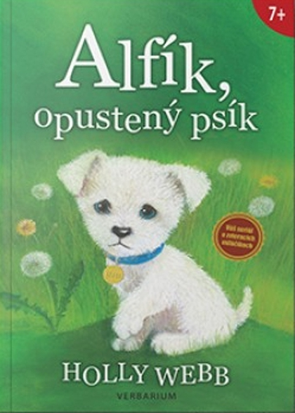 Alfík, opustený psík - Holly Webb