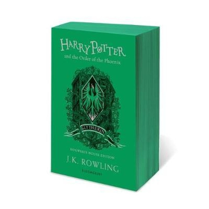Harry Potter and the Order of the Phoenix - Slytherin Edition - Joanne K. Rowling