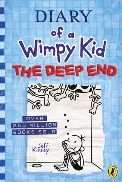 The Deep End: Diary of a Wimpy Kid Book 15 - Jeff Kinney