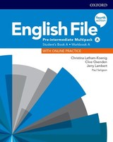 English File Fourth Edition Pre-Intermediate Multipack A