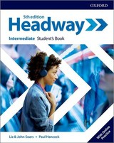 New Headway Fifth Edition Intermediate Student's Book with Online Practice