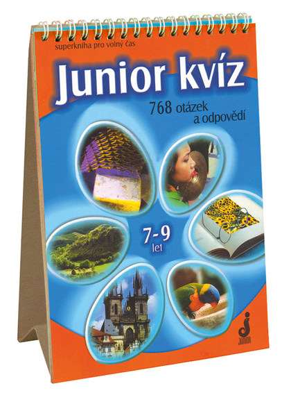Junior kvíz 7- 9 let