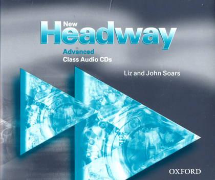 New Headway Advanced Class 3xCD - John a Liz Soars