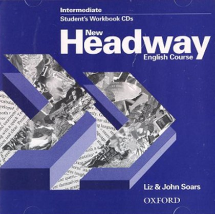 New Headway Intermediate Student´s Workbook 2xCD - John a Liz Soars