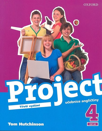 Project 4 Third Edition Student´s Book - Tom Hutchinson