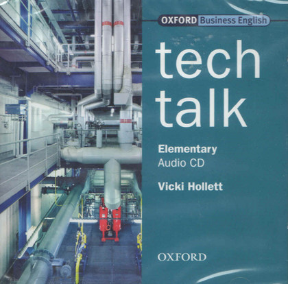 Tech Talk Elementary Class Audio CD - V. Hollett