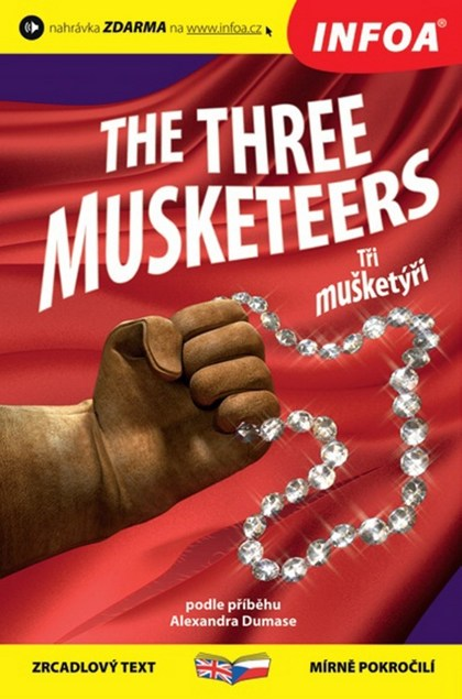 The Three Musketeers/Tři mušketýři - Alexandre Dumas