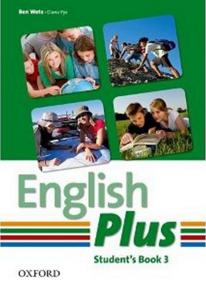 English Plus 3 Student´s Book - B. Wetz, D. Pye