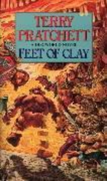 FEET OF CLAY 19 - Terry Pratchett