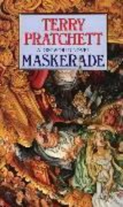 MASKERADE 18 - Terry Pratchett