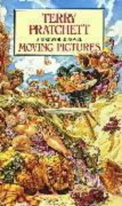 MOVING PICTURES 10 - Terry Pratchett