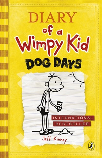 Diary of a Wimpy Kid book 4