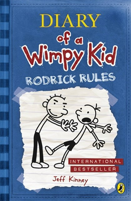 Diary of a Wimpy Kid book 2