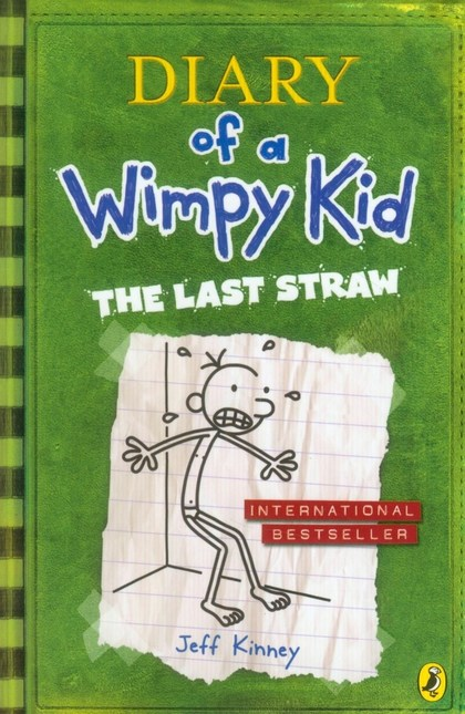 Diary of a Wimpy Kid book 3 - Jeff Kinney