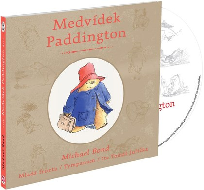 CD Medvídek Paddington - Michael Bond