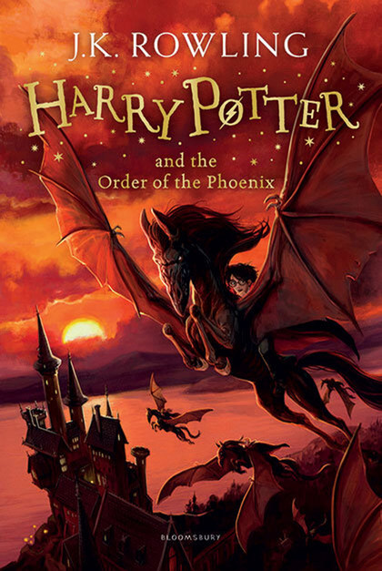 Harry Potter and the Order of the Phoenix 5 - Joanne K. Rowling