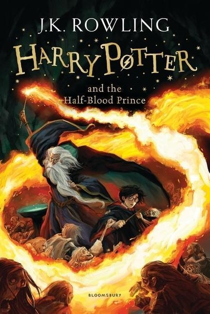 Harry Potter and the Half-Blood Prince 6 - Joanne K. Rowlingová
