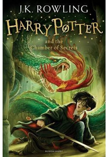 Harry Potter and the Chamber of Secrets 2 - Joanne K. Rowling