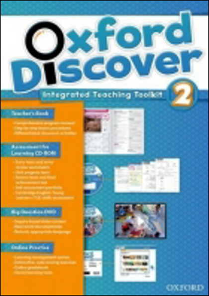 Oxford Discover 2 Teacher´s Book with Integrated Teaching Toolkit - E. Wilkinson