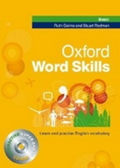 Oxford Word Skills Basic: Student´s Pack - R. Gairns, S. Redman