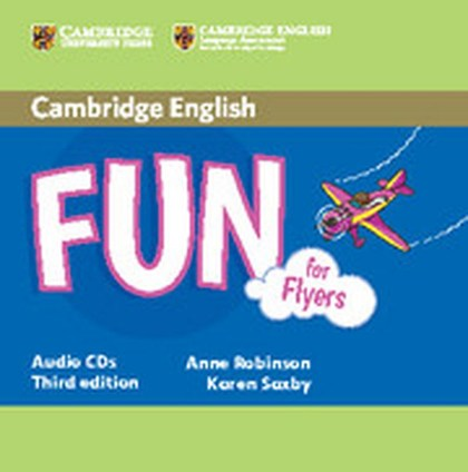 Fun for Flyers - Anne Robinson, Karen Saxby