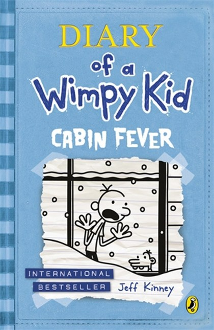 Diary of a Wimpy Kid book 6