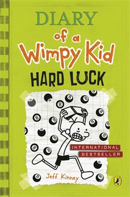 Diary of a Wimpy Kid book 8