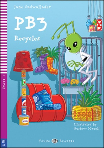 PB3 Recycles - Jane Cadwallader