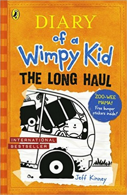 Diary of a Wimply Kid 9 - Jeff Kinney