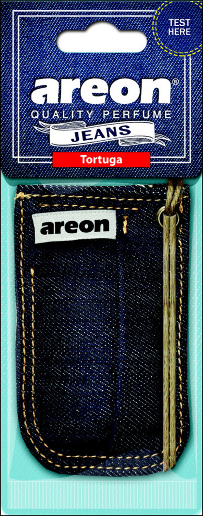 AREON JEANS BAG 1ks Tortuga