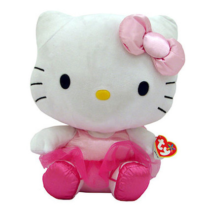 Beanie Babies Hello Kitty 15 cm